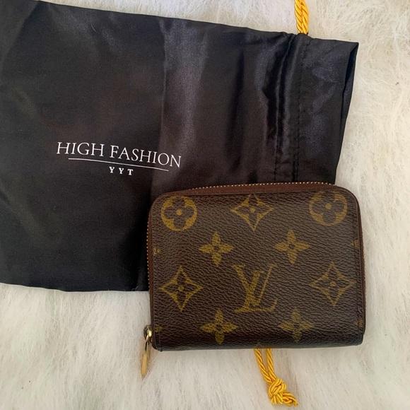❌SOLD Louis Vuitton zippy coin purse